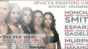 MIESHA TATE TO JOIN INVICTA FIGHTING CHAMPIONSHIP 7 ANNOUNCE TEAM FOR DEC 7 PPV
