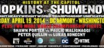 "FINAL PRESS CONFERENCE QUOTES FOR ""HISTORY AT THE CAPITOL BERNARD HOPKINS VS. BEIBUT SHUMENOV"""