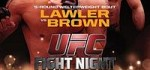 UFC ROAD TO THE OCTAGON VIDEO  – Brown vs. Lawler