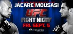 TOP CONTENDERS MEET AS 'JACARE' SOUZA TAKES ON GEGARD MOUSASI & ALISTAIR OVEREEM vs. BEN ROTHWELL