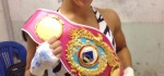 Amanda Serrano grabs gold in Argentina; demolished former WBO Lightweight Champion, Maria Maderna