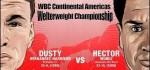 Dusty Hernandez-Harrison to Face Hector Munoz for WBC Continental Americas Championship‏
