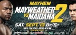 MAYWEATHER VS. MAIDANA 2 SHOWTIME ALL ACCESS EPISODES 1, 2 & 3 & T STREET CONTROVERSY LIVE RECAP VIDEO