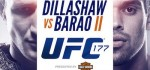 UFC 177 WEIGH-IN – DILLASHAW VS. BARAO 2