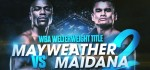 FLOYD MAYWEATHER VS. MARCOS MAIDANA 2 MAYHEM POST PRESS CONFERENCE VIDEO