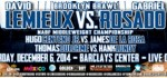 Gabriel Rosado vs. David Lemieux & Hank Lundy vs. Thomas Dulorme Training Camp Updates