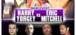 Harry Joe Yorgey vs. Eric Mitchell rematch for WBU World Middleweight title set for Friday, December 5 at Harrahs Philadelphia