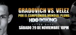 Evgeny Gradovich vs. Jayson Velez On HBO