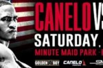 Canelo Alvarez vs. James Kirkland May 9 in Houston