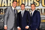 REAL COMBAT MEDIA UK: MATCHROOM AND SAUERLAND IN HISTORIC TV RIGHTS DEAL