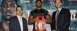 REAL COMBAT MEDIA UK: ANTHONY JOSHUA SIGNS MULTI-FIGHT DEAL WITH SHOWTIME.