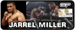 Jarrel Miller to Face Guivas for WBO NABO Title on 'Championship Boxing on CBS Sports Network