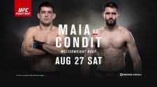 UFC FIGHT NIGHT FOX 21 VANCOUVER RESULTS, VIDEO HIGHLIGHT AND POST PRESS CONFERENCE