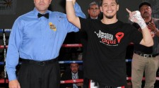 Ruben Villa stops Jose Mora in one for second straight first round knockout