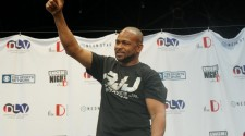 """OFFICIAL WEIGHTS & PICTURES """" Roy Jones Promotion's Knockout Night at the D"""""""