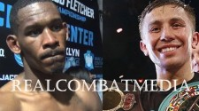 GENNADY GOLOVKIN VS. DANNY JACOBS TARGETED FOR DECEMBER 10th