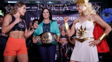 INVICTA FC 19 WEIGH-IN VIDEO