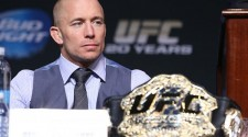 Georges St-Pierre Declares Free Agency From The UFC