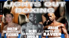 Heavyweight Joe Hanks takes on Nicholas Guivas on Saturday, November 5th in Morristown, New Jersey