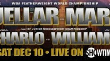 Premier Boxing Champions Presents a Thrilling Doubleheader of World Title Fights Coming to Los Angeles