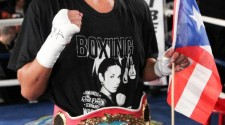 AMANDA SERRANO VIES FOR FOURTH WORLD TITLE AT WBO CONVENTION IN PUERTO RICO