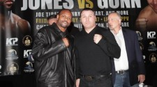 Roy Jones, Jr. vs. Bareknuckle Champion Bobby Gunn Press Conference quotes, pictures and video