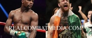 MAYWEATHER VS. MCGREGOR FINAL PRESS CONFERENCE – (4PMET-1PMPT)