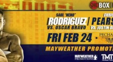SHOBOX: THE NEW GENERATION QUOTES & FINAL WEIGHTS FOR TRIPLEHEADER TOMORROW LIVE ON SHOWTIME®