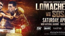 OLEKSANDR USYK VS. MIKE HUNTER AND OLEKSANDR GVOZDYK VS. YUNIESKY GONZALEZ TITLE FIGHTS ADDED TO LOMACHENKO – SOSA