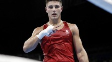 REAL COMBAT MEDIA UK: OLYMPIAN JOSH KELLY FACES JAY BYRNE ON GLASGOW DEBUT
