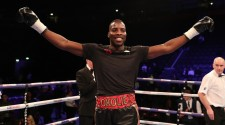 REAL COMBAT MEDIA UK: OLYMPIAN LAWRENCE OKOLIE ADDED TO GLASGOW BILL