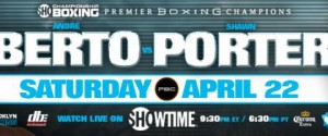 Andre Berto vs. Shawn Porter Press Conference, Video, Quotes & Photos