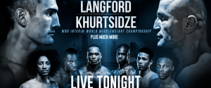 REAL COMBAT MEDIA UK: KHURTSIDZE VS. LANGFORD WEIGH-IN VIDEO