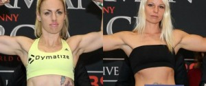 BROADWAY BOXING RETURNS TO NEW YORK FOR HEATHER HARDY VS. EDINA KISS REMATCH