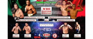 """Brave Warriors In Action"" PPV Weights, pictures & quotes & Weigh in in Mexico"