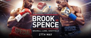BROOK VS. SPENCE JR. WILL HAVE ADDITIONAL SECURITY MEASURES