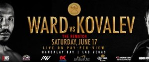 24/7 WARD/KOVALEV 2 PREMIERES FRIDAY, JUNE 2 ON HBO®
