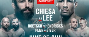 UFC Fight Night Oklahoma City Weigh-in Video & Video Preview – Johny Hendricks Weighs in At 188!