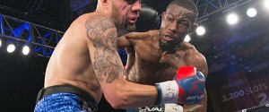 Tyrone Brunson Comes Off Deck Twice in Fourth To Kayo Kermit Cintron in Comeback Thriller