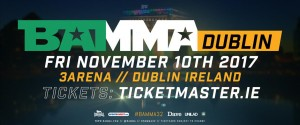 REAL COMBAT MEDIA UK: BAMMA UK SUMMER & FALL FIGHT SCHEDULE