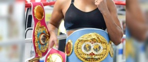 "AMANDA SERRANO DEFENDS HER WORLD TITLE FRIDAY IN ""VIERNES DE CAMPEONES EN CASINO METRO BOXING NIGHTS"""