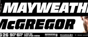 SOLID UNDERCARD ANNOUNCED FOR MAYWEATHER VS. MCGREGOR
