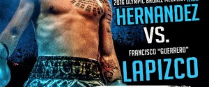 2016 Olympic bronze medalist Nico Hernandez Back in action Sept. 23 in Kansas