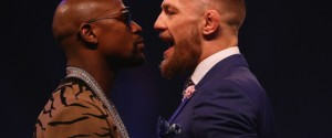 FLOYD MAYWEATHER CLAIMS HE KNOWS DETAILS OF CONOR MCGREGOR'S WEIGHT AND GAME PLAN