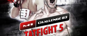 M-1 Challenge 83: Tatfight 5 September 23rd in Russia