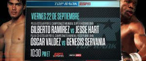 Valdez / Ramirez / Hart / Arum Fight Week Transcript