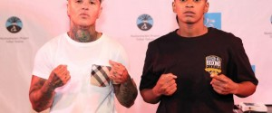 WEIGH-IN RESULTS FOR BROADWAY BOXING CARD