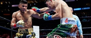 LEO SANTA CRUZ & ABNER MARES SCORE VICTORIES TO SET UP WORLD CHAMPIONSHIP REMATCH IN 2018