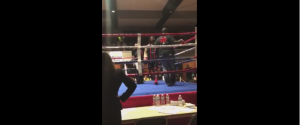 Hasim Rahman Jr. Opponent Runs From The Ring, Decides Not To Fight Will And Now Face Suspension – Video
