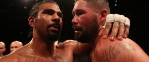 TONY BELLEW VS. DAVID HAYE POSTPONED